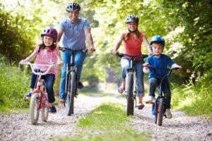 Riding Bike - Applegate Commercial