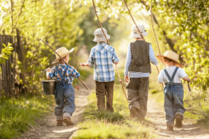 Kids Fishing - Applegate Commercial