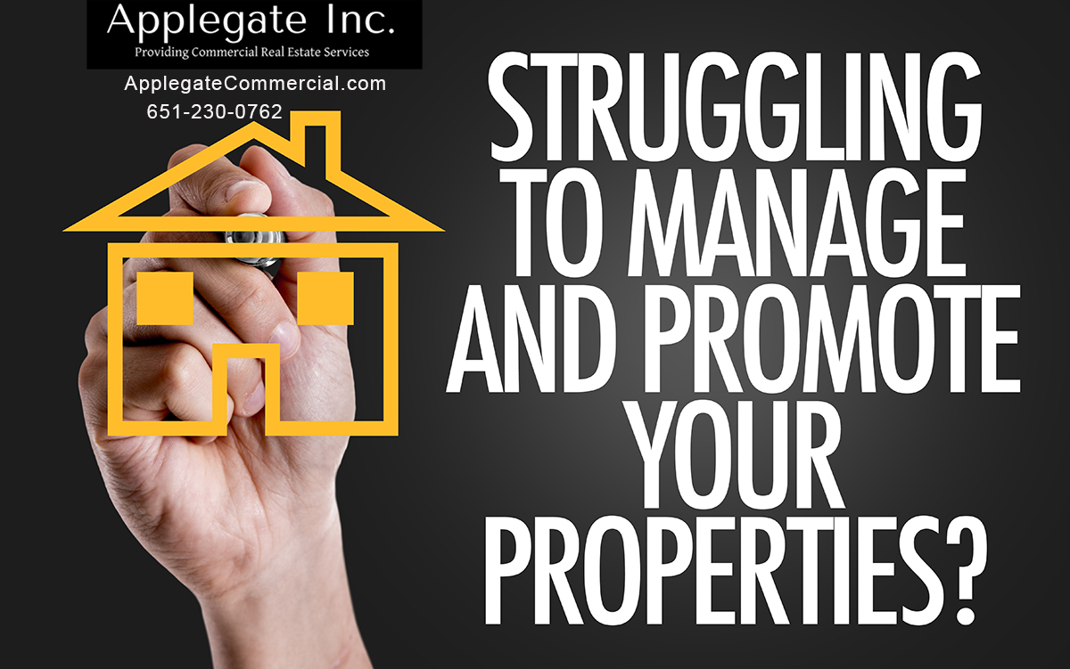 Struggle to manage your property