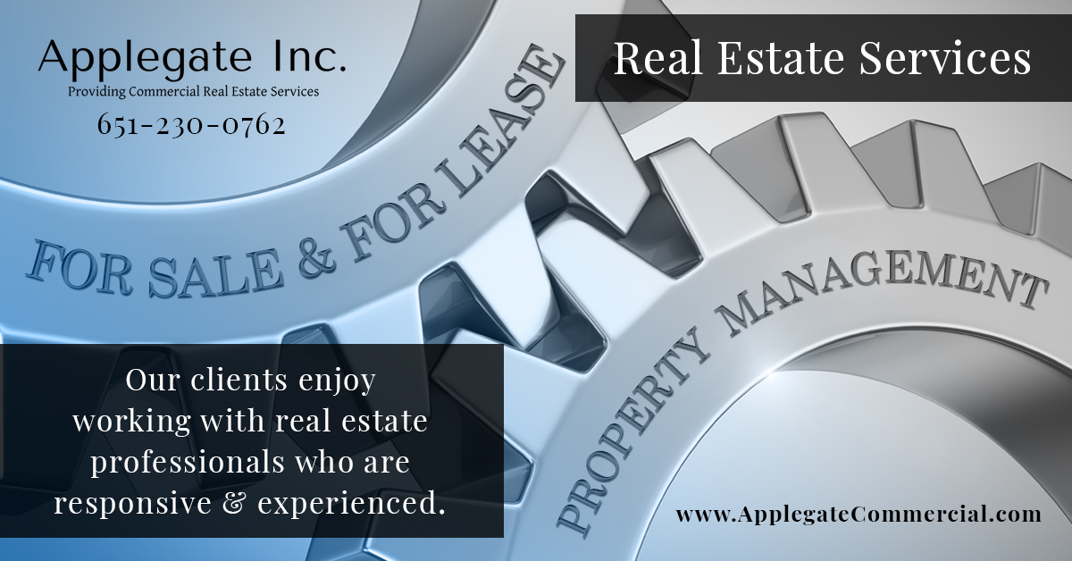 Applegate Commercial Real Estate Services Minnesota